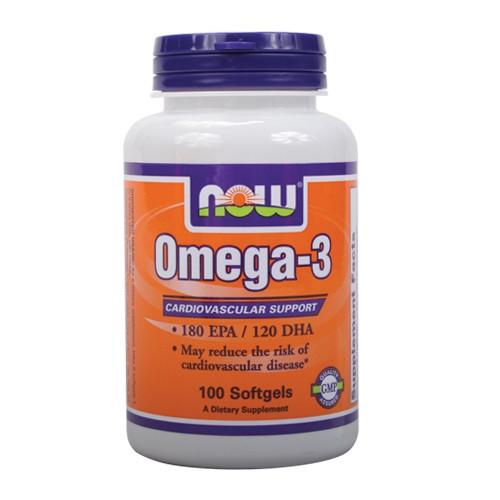 NOW-Omega 3
