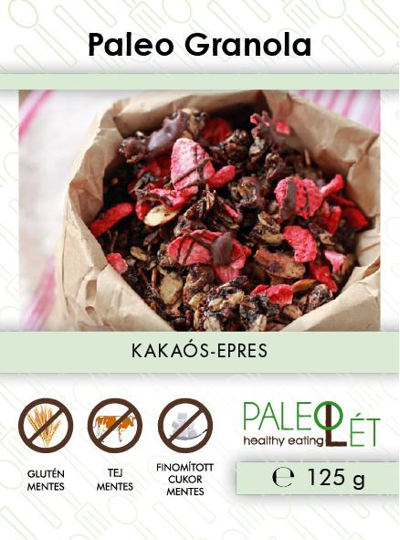 kakaós-granola-paleolét