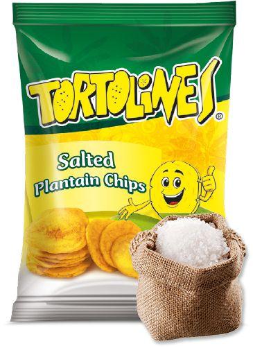 zöldbanán-chips-sós